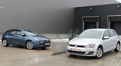 Essai Opel Astra 1.6 CDTI vs VW Golf 1.6 TDI : Redistribution des cartes