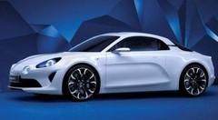 Alpine Vision Concept 2016 : la future sportive de Renault se précise