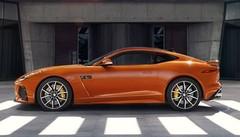 Jaguar F-Type SVR : version épicée