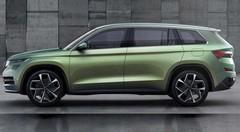 Skoda VisionS Concept : le futur SUV sept places tchèque