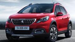 Peugeot 2008 restylée : Le restylage du 2008 prend de l'avance