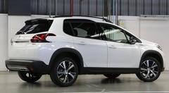 Le nouveau Peugeot 2008 en avant-première
