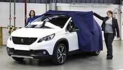 Peugeot 2008 (2016) : la version restylée en avant-première