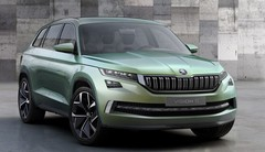 Skoda : Un SUV hybride pour Genève !