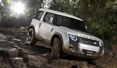 Nouveau Land Rover Defender en 2019 ?