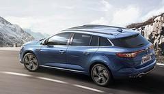Nouvelle Renault Mégane Estate : photos officielles !