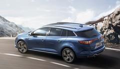 La Renault Mégane Estate se montre