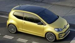 La Volkswagen Up met le turbo