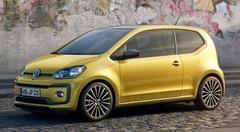 Volkswagen up! : un léger restyling pour Genève
