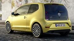 Plus de pêche pour la Volkswagen up! 2016