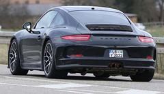Porsche 911 R : pour les puristes