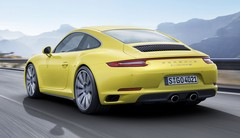 Une surprise chez Porsche
