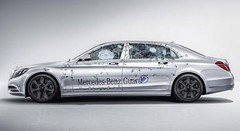 Mercedes-Maybach S600 Guard : la limousine la plus sûre du monde