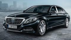 Mercedes S600 Guard : La voiture la plus résistante au monde