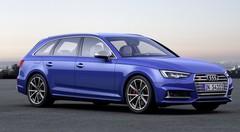 Nouvelle Audi S4 break : la version Avant dévoilée juste avant Genève