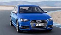 Le break Audi S4 Avant sera au Salon de Genève 2016
