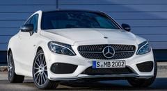 Mercedes-AMG C 43 Coupé 4Matic à 5 modes de conduite