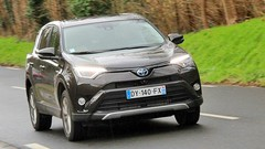 Essai Toyota RAV4 Hybrid (2016) : Bobo compatible