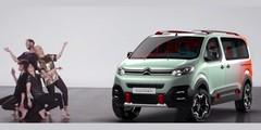 Citroën SpaceTourer Hyphen Concept : le clip vidéo