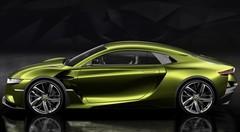 DS E-Tense Concept : coupé GT de plus de 400 ch !