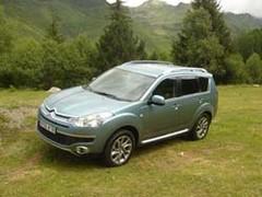 Essai Citroën C-Crosser : Un SUV venu de loin