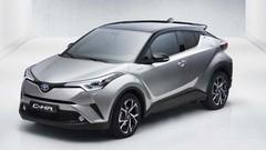 Toyota C-HR : le voilà enfin !