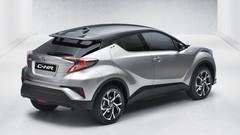 Toyota C-HR : premières photos