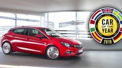 Après la 308 et la Passat, l'Opel Astra est voiture de l'année 2016