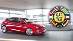 L'Opel Astra élue Voiture de l'Année 2016