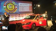 Et la voiture de l'année 2016 est… une Allemande!