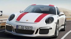 La future Porsche 911 R en fuite sur Internet !