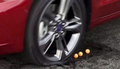 Ford Pothole Mitigation : vol au-dessus d'un nid de poule