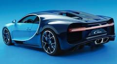 Bugatti Chiron : photos, prix, fiche technique de la nouvelle Bugatti