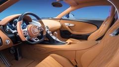 Bugatti Chiron : 1500 ch et 1600 Nm