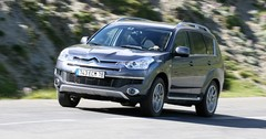 Essai Citroën C-Crosser 2.2 HDi : chevrons hauts sur pattes