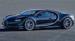 Bugatti Chiron : La nouvelle Reine !