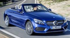 Mercedes Classe C Cabriolet : Premier Cabriolet pour la Mercedes Classe C