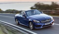Mercedes Classe C Cabrio : nouvelle venue