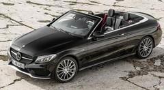 Mercedes-Benz Classe C Cabriolet, retour du petit cab' à l'étoile