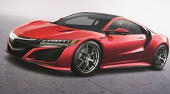 Honda dévoile le prix de la NSX pour l'Europe