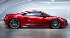 Les prix de la nouvelle Honda NSX sont là