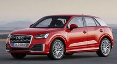 Audi Q2 : les anneaux répliquent au Mini Countryman