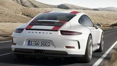 Porsche 911 R : Boîte manuelle et bloc de GT3 RS pour la 911 R