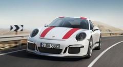 Porsche 911 R : Puissante et puriste