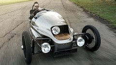 Morgan EV3 : Zero Emission