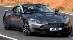 Aston Martin DB11 : Aston Martin renouvelle son style avec la DB11