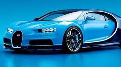 Bugatti Chiron : excessive par essence