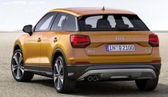 Audi Q2 : un petit SUV musclé de 4,19 m