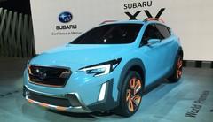 Le Subaru XV Concept montre ses muscles au salon de Genève 2016