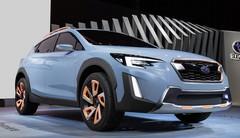 Subaru : Bientôt, un crossover compact !